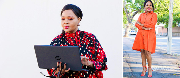 Superwomen - Zanele Mbokazi