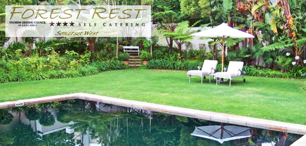 FOREST REST SELF CATERING, SOMERSET WEST