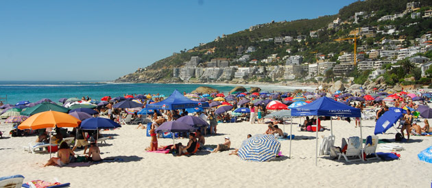 Cape Town - Clifton, in the Western Cape, South Africa