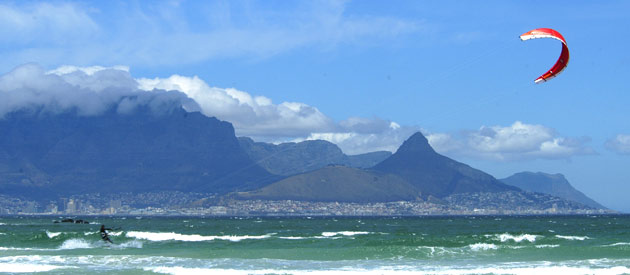 Cape Town - North, in the Western Cape, South Africa